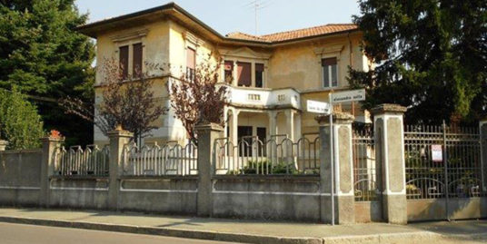 Legnano – Villa d'epoca