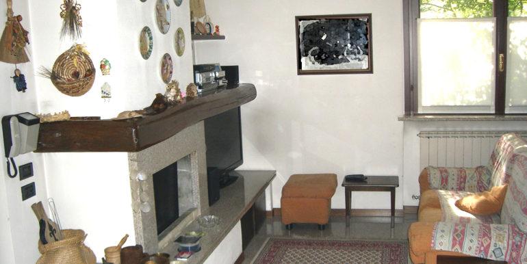 cucina e salotto
