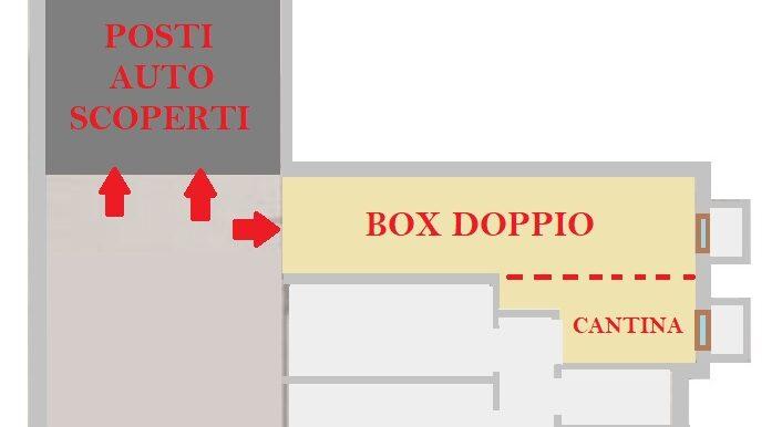 Cheroni Box e posto auto