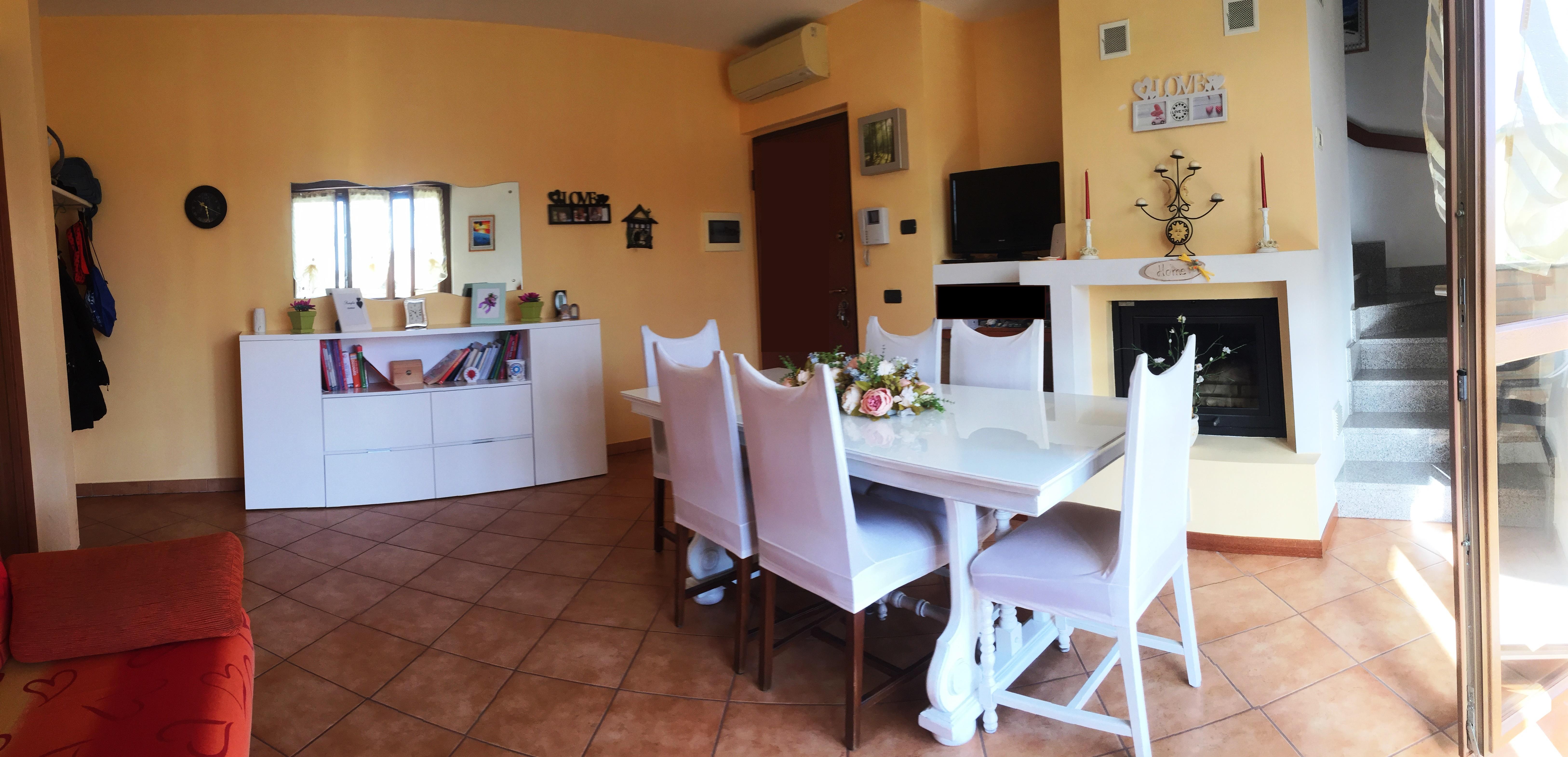 Appartamento su due piani in vendita in via Potenza, 12, Busto Arsizio