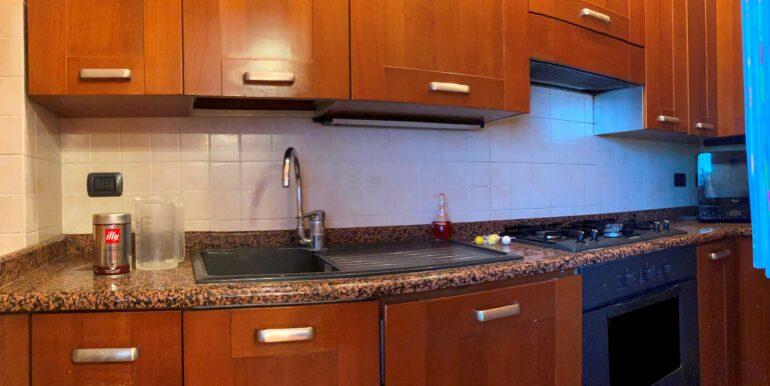 Cucina mansarda