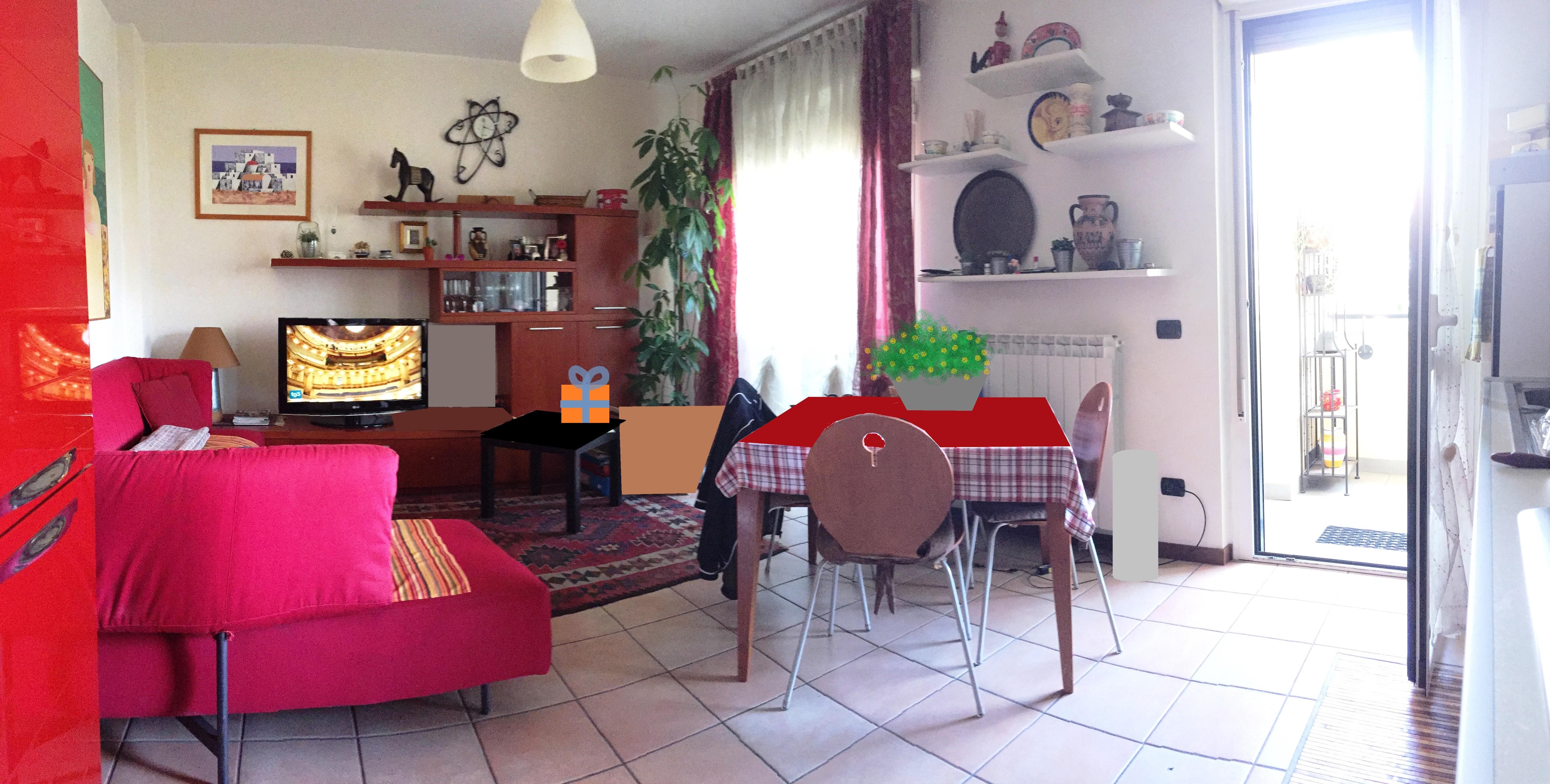 Appartamento tre locali Castellanza
